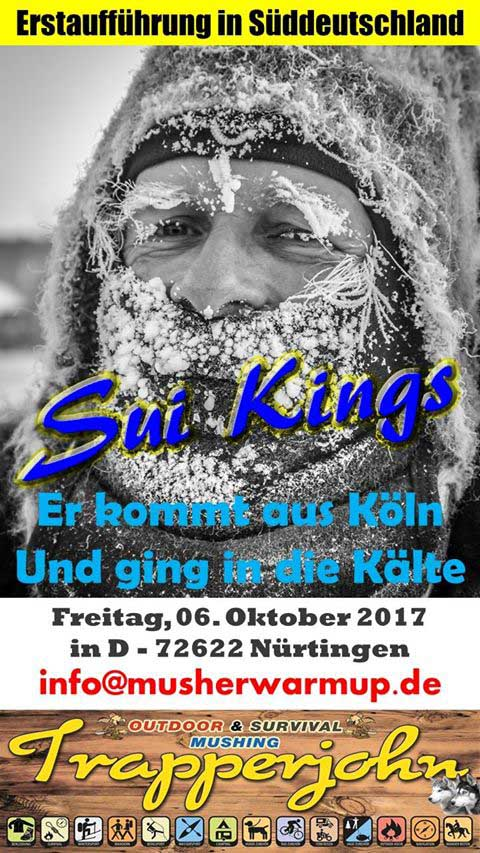 Sui Kings Yukon Quest Vortrag